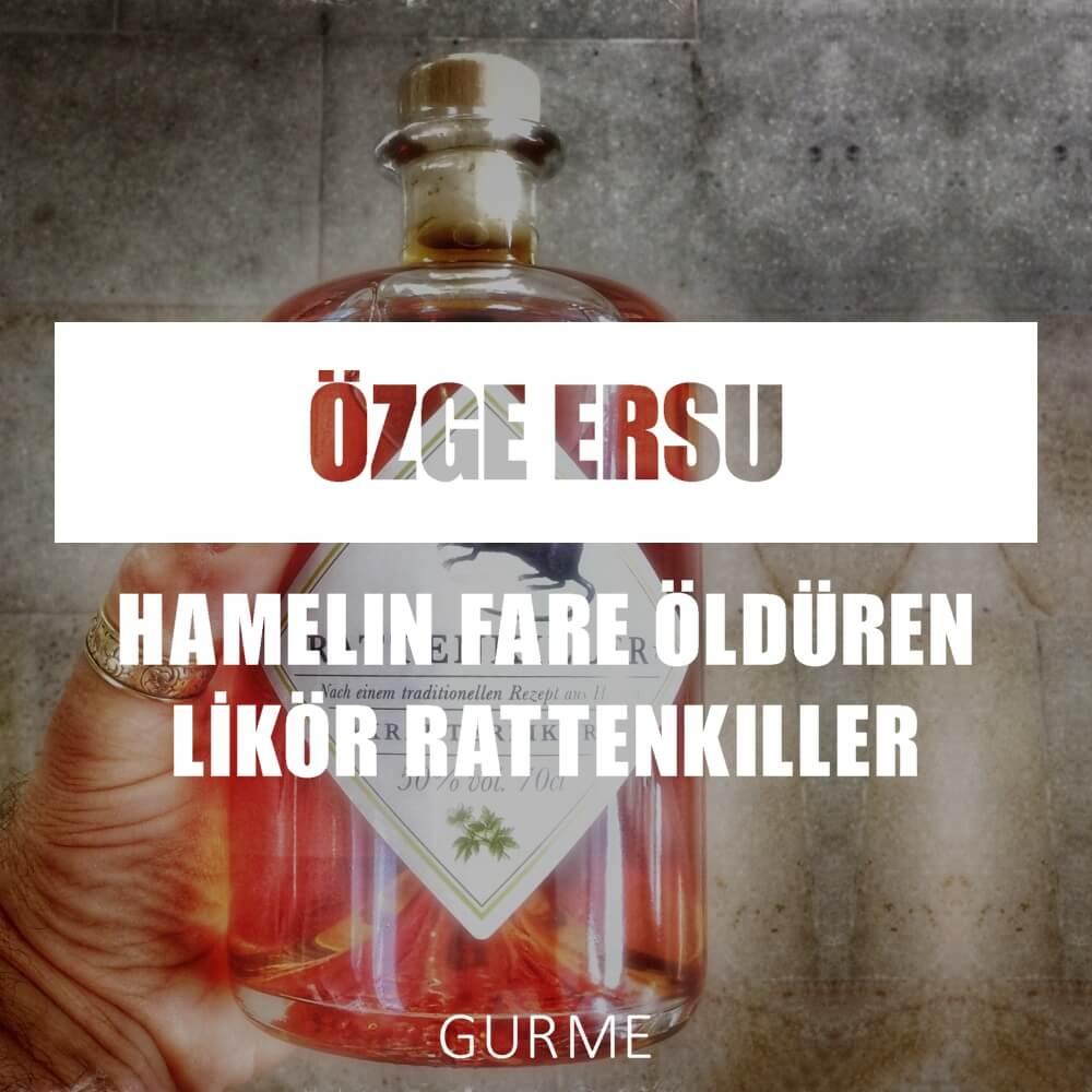 Gurme - Hamelin Fare Olduren Likor Rattenkiller 02