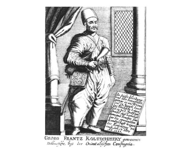 Ukrayna - Polonyali Jerzy Franciszek Kulczycki