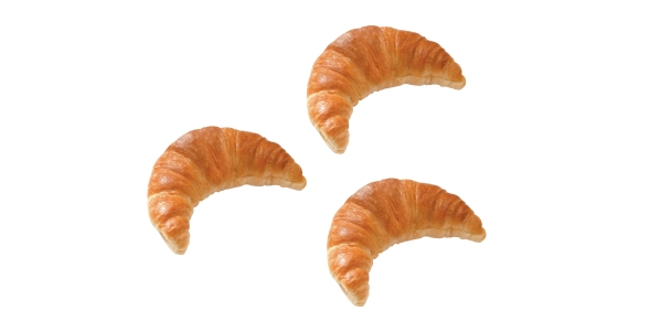 Croissant Viennoiserie Viyana Ay Çörekleri