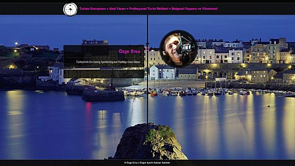 Özge Ersu Resmi Web Sitesi Portal Açılışını Yeniledi