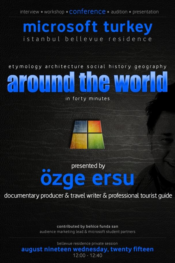 ozge-ersu-conference-microsoft-2015
